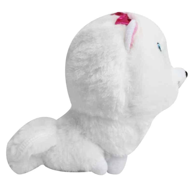 Lovely Cartoon Pomeranian Dog Soft Pp Cotton Stuffed Plush Toy Doll
